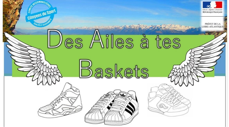 Des Ailes à tes Baskets