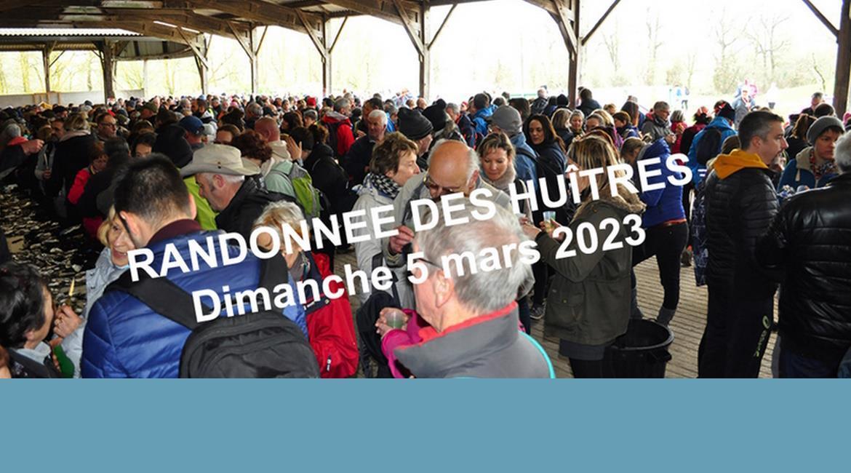 GENESTON : Rando des Huîtres