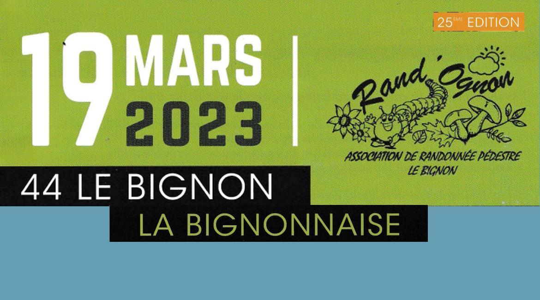 LE BIGNON : La Bignonnaise