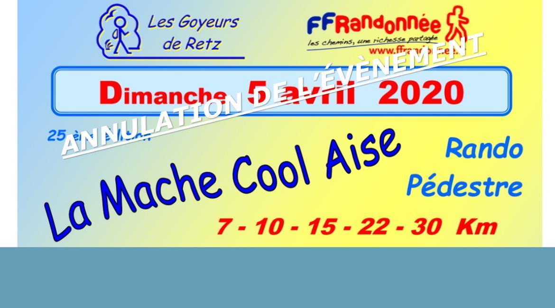 FRESNAY en RETZ : La Mache Cool Aise