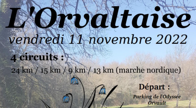 "ORVAULT : 20ème ""L'Orvaltaise"""