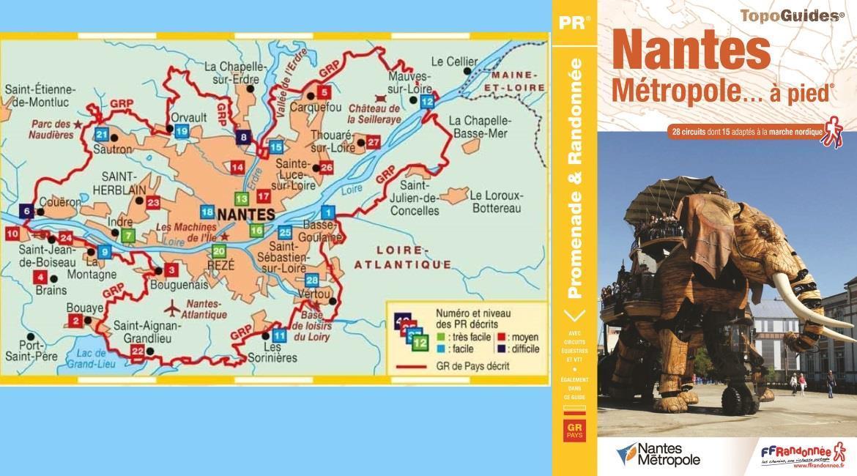Nantes Métropole... à pied